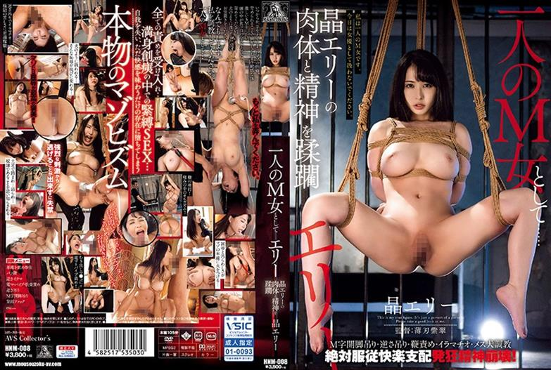HNM-008 As One M Woman... Erie Akira Arie's Body And Spirit Are Overrun